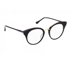 Dita Reckless DRX 3037A Black Frames  Eyeglasses